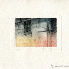 Arte: FACHADA, 1989. Lote 47668247