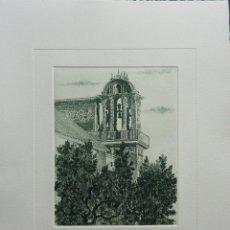 Arte: ESPADAÑA CONVENTO DE SAN PABLO SEVILLA. FRANCISCO CUADRADO 1985. Lote 111845996