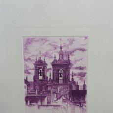 Arte: ESPADAÑA CONVENTO DE S.ANTONIO DE PADUA, SEVILLA. FRANCISCO CUADRADO 1985. Lote 47701933