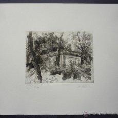 Arte: MANOLO CASTAÑO 1990. PARQUE DE LAS DELICIAS, SEVILLA. Lote 47784323