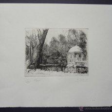 Arte: MANOLO CASTAÑO 1990. PARQUE DE MARIA LUISA, SEVILLA. Lote 47784402