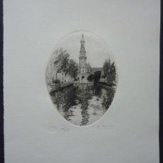 Arte: MANOLO CASTAÑO 1990. PLAZA DE ESPAÑA, SEVILLA. Lote 47784644