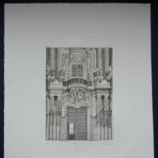 Arte: PALACIO DE SAN TELMO DE FRANCISCO CUADRADO. Lote 47805449