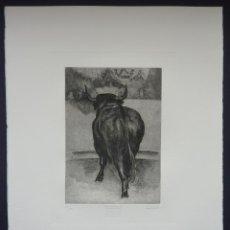 Arte: TAUROMAQUIA DE FRANCISCO CUADRADO. Lote 47805840