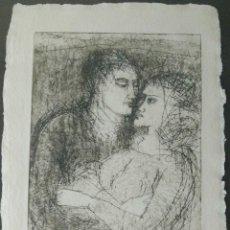 Arte: GRABADO - OBRA 36/39 DE MARTA MONTCADA ( BARCELONA , 1961 ). Lote 47981812