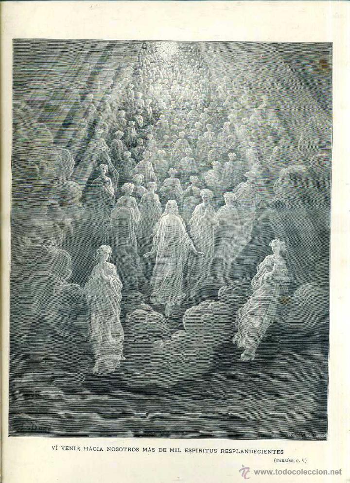 Arte: OBRAS ILUSTRADAS DE GUSTAVO DORÉ CUADERNO Nº 96 DE 4 REALES (1883) - Foto 5 - 48026190