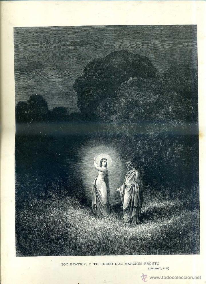 Arte: OBRAS ILUSTRADAS DE GUSTAVO DORÉ CUADERNO Nº 59 DE 4 REALES (1883) - Foto 2 - 48035920