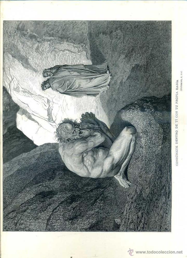 Arte: OBRAS ILUSTRADAS DE GUSTAVO DORÉ CUADERNO Nº 59 DE 4 REALES (1883) - Foto 4 - 48035920