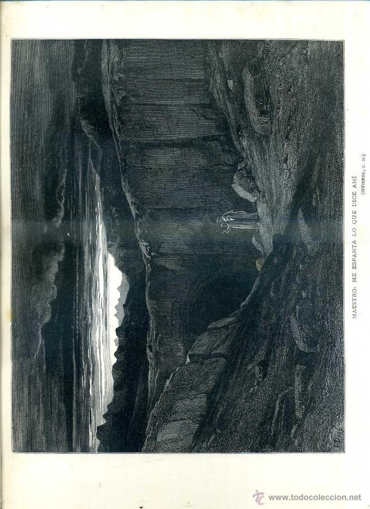 Arte: OBRAS ILUSTRADAS DE GUSTAVO DORÉ CUADERNO Nº 59 DE 4 REALES (1883) - Foto 5 - 48035920