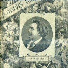 Arte: OBRAS ILUSTRADAS DE GUSTAVO DORÉ CUADERNO Nº 110 DE 4 REALES (1883). Lote 48099888