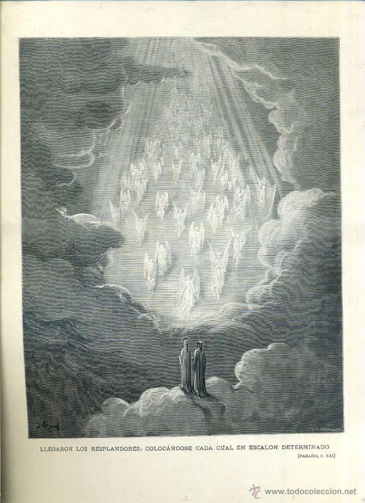 Arte: OBRAS ILUSTRADAS DE GUSTAVO DORÉ CUADERNO Nº 110 DE 4 REALES (1883) - Foto 2 - 48099888