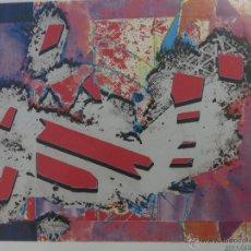 Arte: GRABADO DE JOSE LUIS ALEXANCO.. Lote 48101034