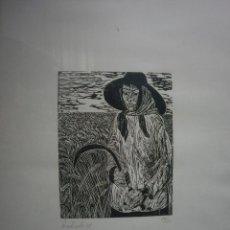 Arte: GRABADO DE FRANCISCO CUADRADO.. Lote 48432154