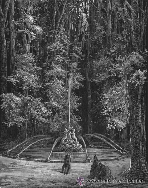 Arte: GUSTAVO DORÉ MADRID ILUSTRACIONES REALIZADAS POR EL AUTOR DURANTE SU VIAJE A CASTILLA 1862-1864 - Foto 10 - 48492573