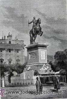 Arte: GUSTAVO DORÉ MADRID ILUSTRACIONES REALIZADAS POR EL AUTOR DURANTE SU VIAJE A CASTILLA 1862-1864 - Foto 11 - 48492573