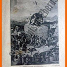 Arte: OMNIS CARO FOENUM - LA ILUSTRACIÓN ARTÍSTICA (1907). Lote 48872345