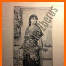 Marista - La Ilustración Artística (1887)