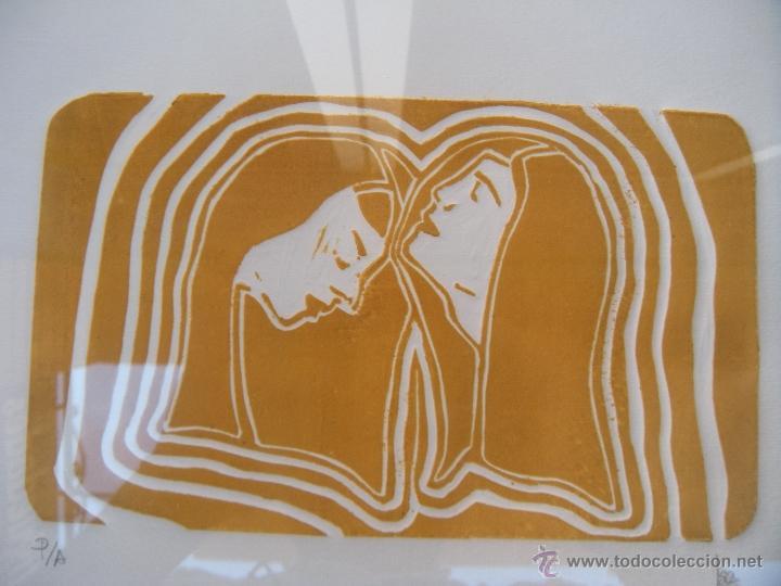 Arte: GRABADO ENMARCADO - Foto 6 - 49291060