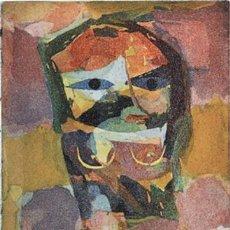 Arte: YOSHI TAKAHASHI: DAMA CON MEDIAS NEGRAS, 1997/ AGUAFUERTE FIRMADO Y NUMERADO A MANO. Lote 49897323