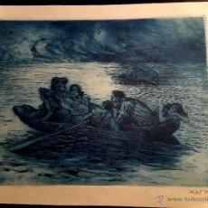 Arte: GRABADO - FIRMADO . Lote 50121446
