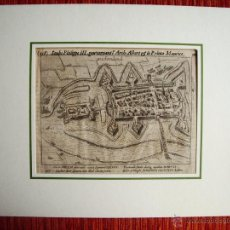Arte: 1616-CONQUISTA CIUDAD DE WACHTENDONCK. REY FELIPE III.GUERRAS NASSAU.GUERRA FLANDES.ORIGINAL. Lote 50571352
