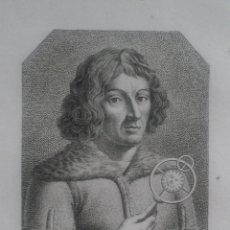 Arte: ROSMÄSLER: NICOLÁS COPÉRNICO, 1820. Lote 50694846