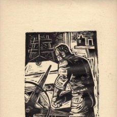 Arte - Manuel Alcorlo.Litografía. - 51067391