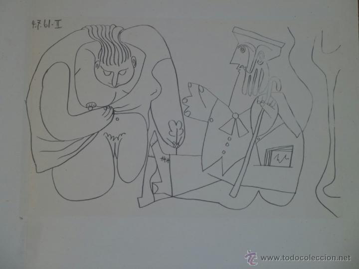 Arte: DOS GRABADOS DE PICASSO - Foto 2 - 51219633