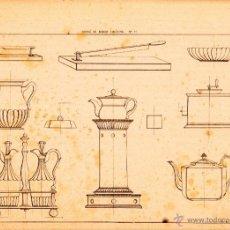 Arte: GRABADO FRANCÉS. AÑO 1855. Lote 51774686