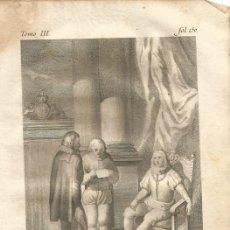Arte: GRABADO O ESTAMPA DE VICENTE LOPEZ ENGUIDANOS FINAL SIGLO XVIII. Lote 52591324