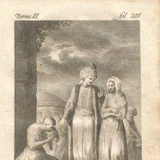 Arte: GRABADO O ESTAMPA DE TOMÁS LÓPEZ ENGUIDANOS FINAL SIGLO XVIII. Lote 52591354