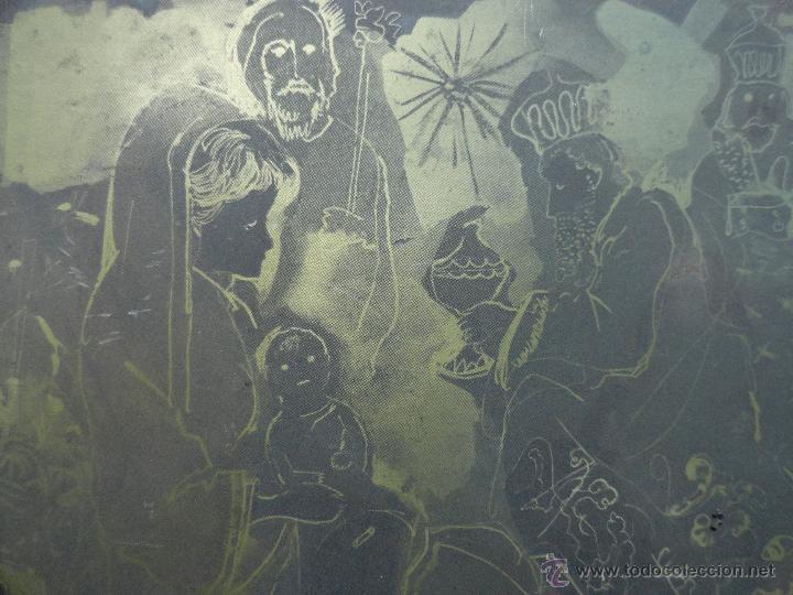 Arte: EMILIO GRAU SALA - BELEN / NACIMIENTO - PIEZA UNICA !!! - Foto 6 - 52834173