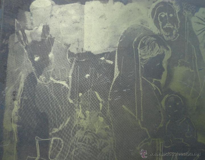 Arte: EMILIO GRAU SALA - BELEN / NACIMIENTO - PIEZA UNICA !!! - Foto 8 - 52834173