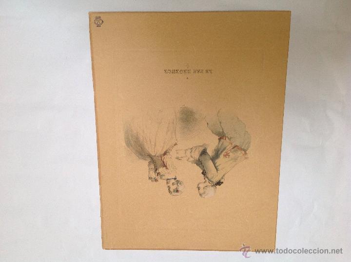 Arte: Tres grabados franceses. Años 20 - Foto 3 - 53126553