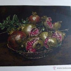 Arte: GRABADO AGUAFUERTE DE JENS RUSCH. Lote 53204444