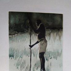 Arte: GRABADO ORIGINAL DE EBERHARD SCHLOTTER. Lote 53390668