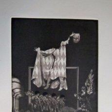 Arte: GRABADO ORIGINAL DE EBERHARD SCHLOTTER. Lote 53391000