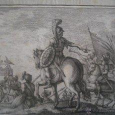 Arte: GRABADO BÍBLICO DEL ARCA DE LA ALIANZA. S. XVIII. MEDIDAS 22 X 14 CM.. Lote 53470806