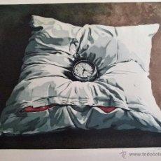Arte: GRABADO AGUAFUERTE FIRMADO JENS RUSCH. Lote 53578775