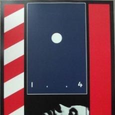 Arte: KLAUS HEIDER: SERIGRAFÍA DE 1972 FIRMADA Y NUMERADA A LÁPIZ. Lote 53621667