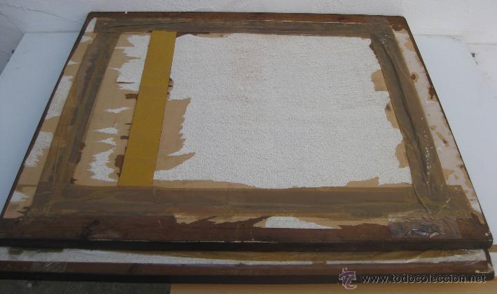 Arte: INCREIBLES 2 GRABADO ANTIGUO JOSEP GUDIOL Y RICART CATEDRAL VIC Y PAISAJE MARCO CUADRO - Foto 8 - 54381056