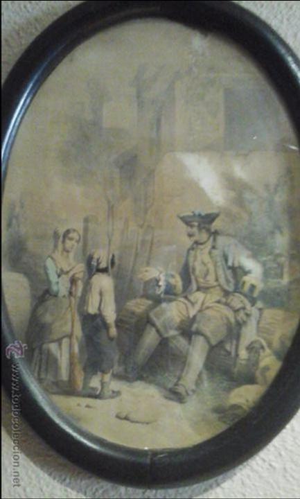 GRABADO SIGLO XIX (Arte - Grabados - Modernos siglo XIX)