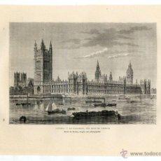 LONDRES. PARLAMENTO, 1887.