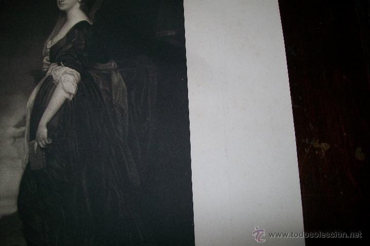 Arte: LADY ISABELLA HAMILTON J.WALKER - ROMNEY PHOTOGRAVURE BY SWAN ELECTRIC ENGRAVING CO - Foto 4 - 54993568