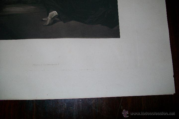 Arte: LADY ISABELLA HAMILTON J.WALKER - ROMNEY PHOTOGRAVURE BY SWAN ELECTRIC ENGRAVING CO - Foto 5 - 54993568