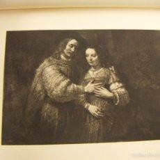 Arte: GRABADO DE REMBRANDT DE 1906. Lote 56018769