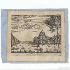 Arte: 1707 - ARANJUEZ - VISTA DEL PALACIO REAL - VEUE DU PALAIS - PIETER VAN DER AA. Lote 56388927