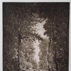 Arte: HENRI ROUSSEAU: L´ISLE ADAM, HELIOGRABADO DE LA COLECCIÓN CHAUCHARD / PARÍS 1911. Lote 56598523