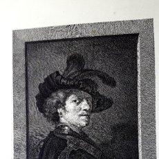 Arte: REMBRANDT - MUSÉE DU LOUVRE - ED. FELIX HERMET. Lote 57363477