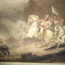 Arte: 1819 - MILITAR - GUERRA DE LA INDEPENDENCIA - BATALLA DE LOS PIRINEOS - 25 AL 30 JULIO 1813. Lote 57391221